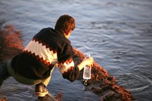 ©-Catherine-Deher - Mild, 16 ans, au bord du Nil- Egypte.2007